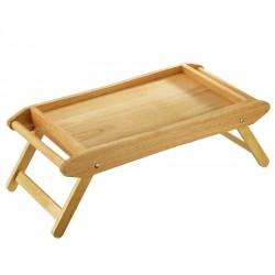 Деревянный столик-поднос...